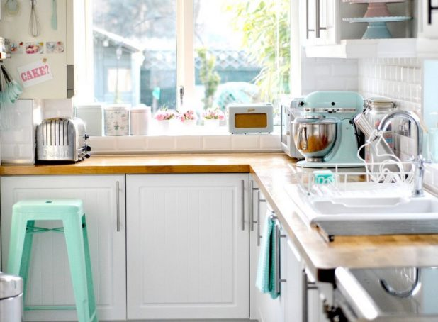 Pastel-Your-Kitchen1 5 Kitchens' Decorations Ideas For 2017