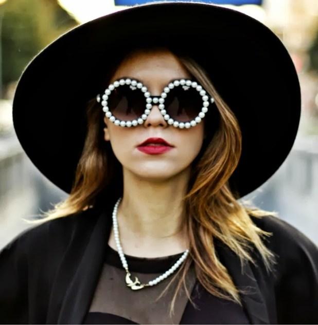 Pearl-Sunglasses1 12 Most Unusual Sunglasses Ever