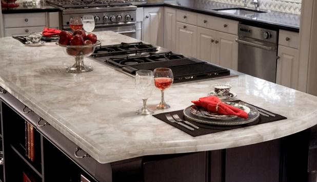 Quartz-Countertops5 5 Kitchens' Decorations Ideas For 2017