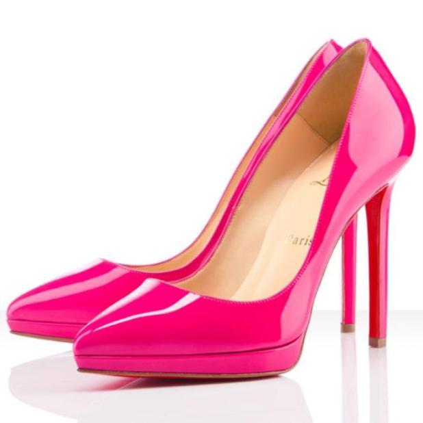 Shiny-shoes