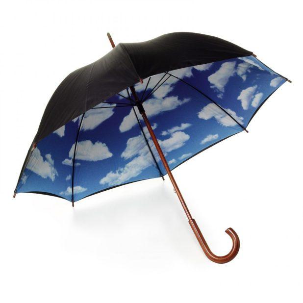 Sky-Umbrella1 15 Unusual Designs For Umbrellas