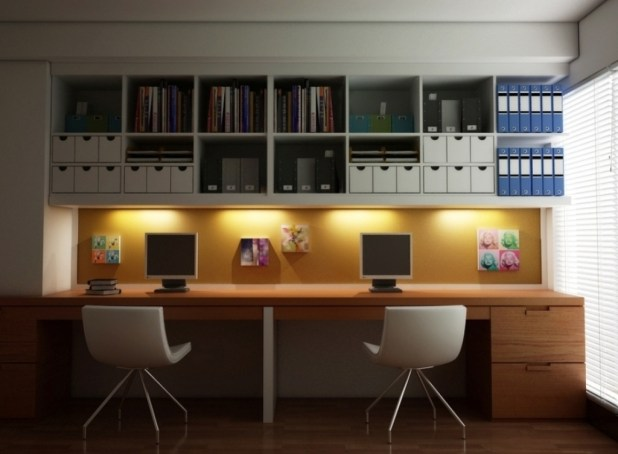 Smart-Storage3 8 Office Decoration Designs For 2017