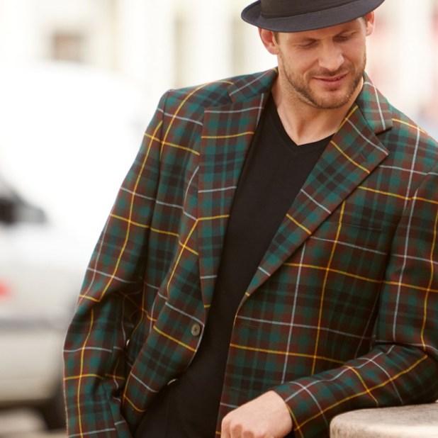 Tartan1 25+ Winter Fashion Trends for Handsome Men in 2017
