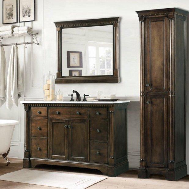 Vanity-bathroom-mirrors5-675x675 27+ Trendy Bathroom Mirror Designs of 2017
