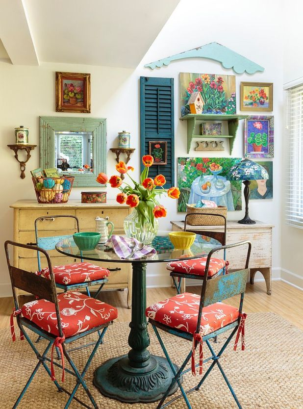 Vintage-Dining-Rooms1 +15 Best Luxurious and Modern Dining Room Design for 2017
