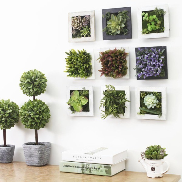 artificial-plants-11 15 Newest Home Decoration Trends You Have to Know for 2017