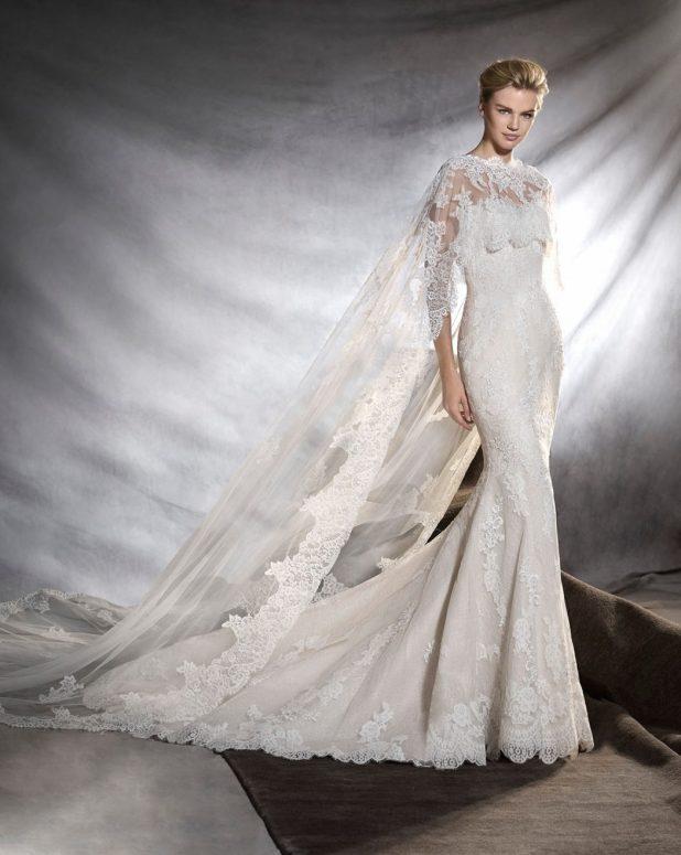 atelierpronovias-11-675x847 2017 Wedding dresses Trends for a Gorgeous-looking Bride