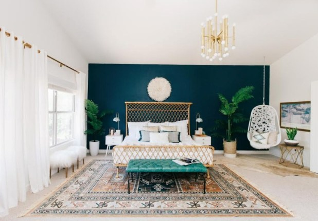 bohemian-stryle-7 15 Newest Home Decoration Trends You Have to Know for 2017