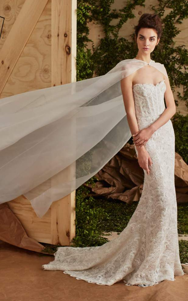 carolina-herrera-spring-2017-bridal-collection-5-675x1080 2017 Wedding dresses Trends for a Gorgeous-looking Bride