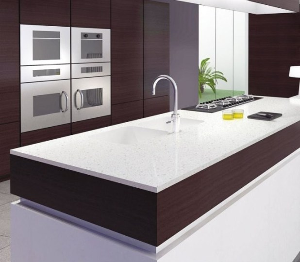 engineered-quartz-countertops-12 15 Newest Home Decoration Trends You Have to Know for 2017