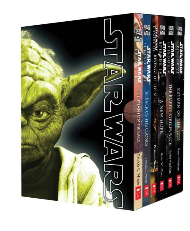 star-wars-movie-novel-box-set-675x817 7 Stellar Christmas Gifts for Your Woman