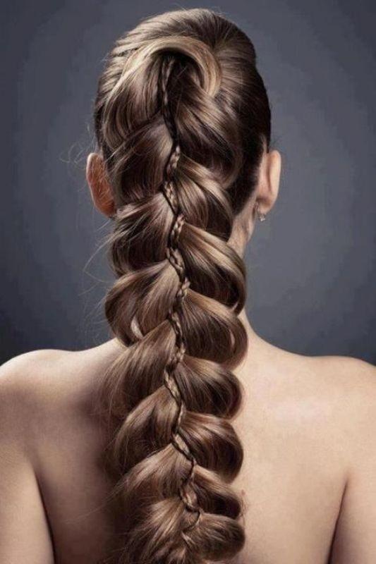 big-braids-4 28 Hottest Spring & Summer Hairstyles for Women 2017