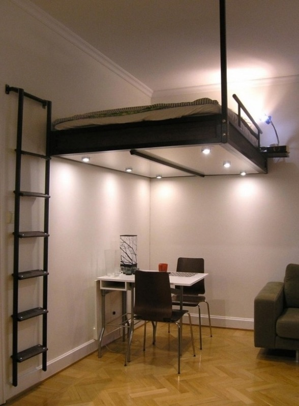 bunk-bed 83 Creative & Smart Space-Saving Furniture Design Ideas in 2017
