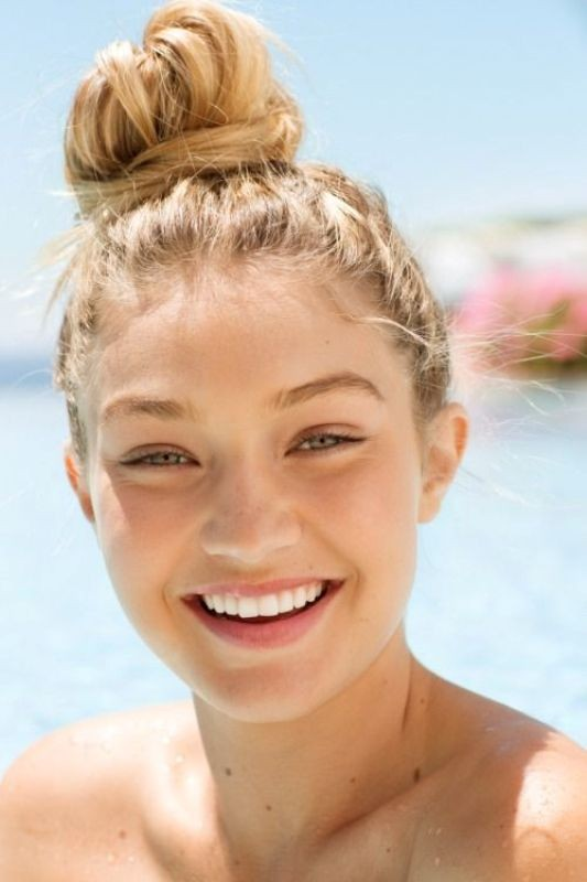 buns-2 28 Hottest Spring & Summer Hairstyles for Women 2017