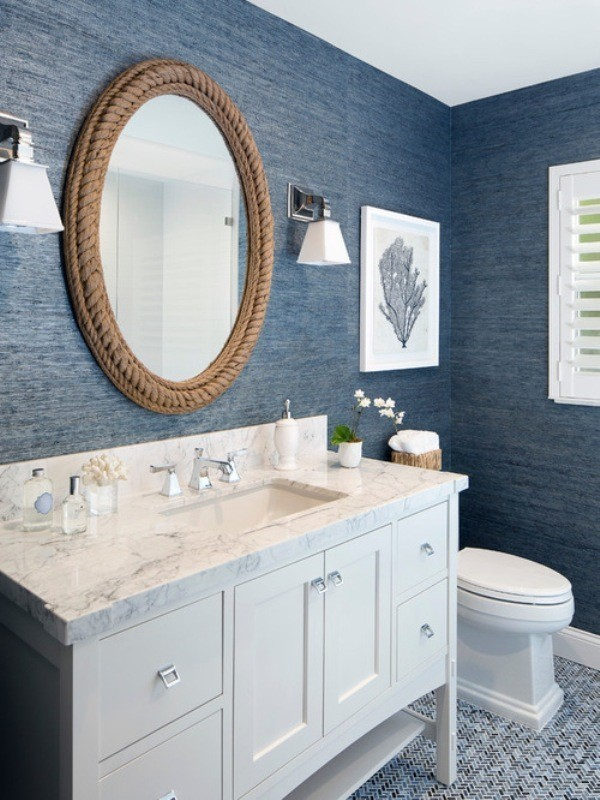 different-shades-of-blue-11 Newest Home Color Trends for Interior Design in 2017