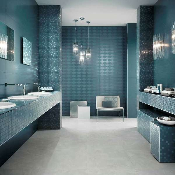 different-shades-of-blue-12 Newest Home Color Trends for Interior Design in 2017