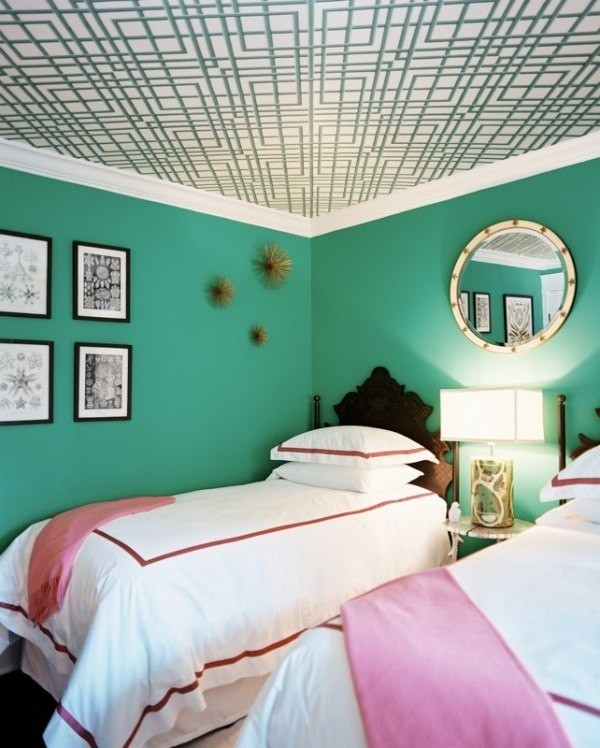 different-shades-of-green-4 Newest Home Color Trends for Interior Design in 2017