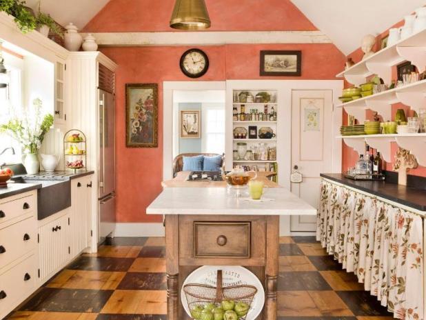 orange-5 Newest Home Color Trends for Interior Design in 2017