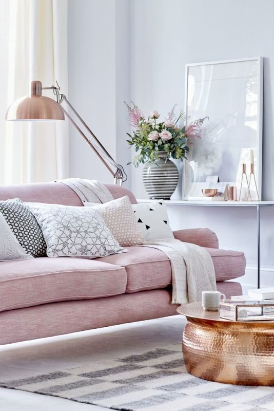 pastel-colors Newest Home Color Trends for Interior Design in 2017