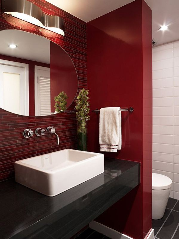 red-1 Newest Home Color Trends for Interior Design in 2017