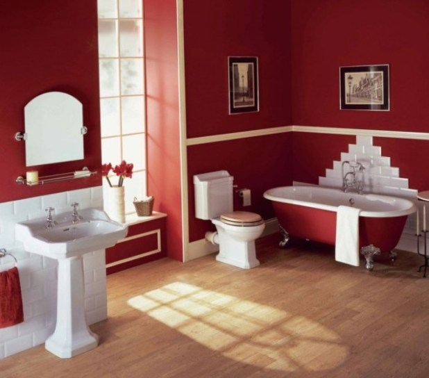 red-5 Newest Home Color Trends for Interior Design in 2017