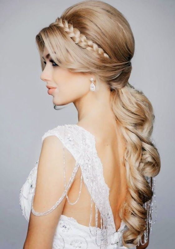 side-ponytail-4 28 Hottest Spring & Summer Hairstyles for Women 2017