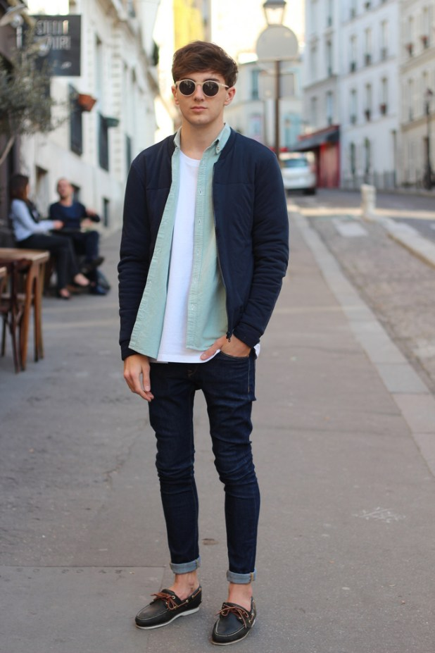 wearing-shoes-without-socks3-675x1012 10 Most Stylish Outfits for Guys in Summer 2017