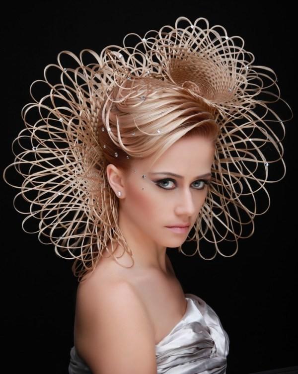 weird-hairstyles-6 28 Hottest Spring & Summer Hairstyles for Women 2017