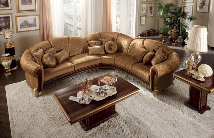 brown-leather-traditional-sectional-sofa-with-cushions-and-rectangle-coffe-table-945x612 5 Outdated Home Decor Trends That Are Coming Again in 2018