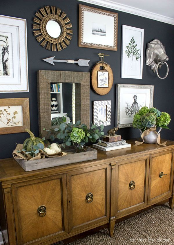gallery-wall 5 Outdated Home Decor Trends That Are Coming Again in 2018