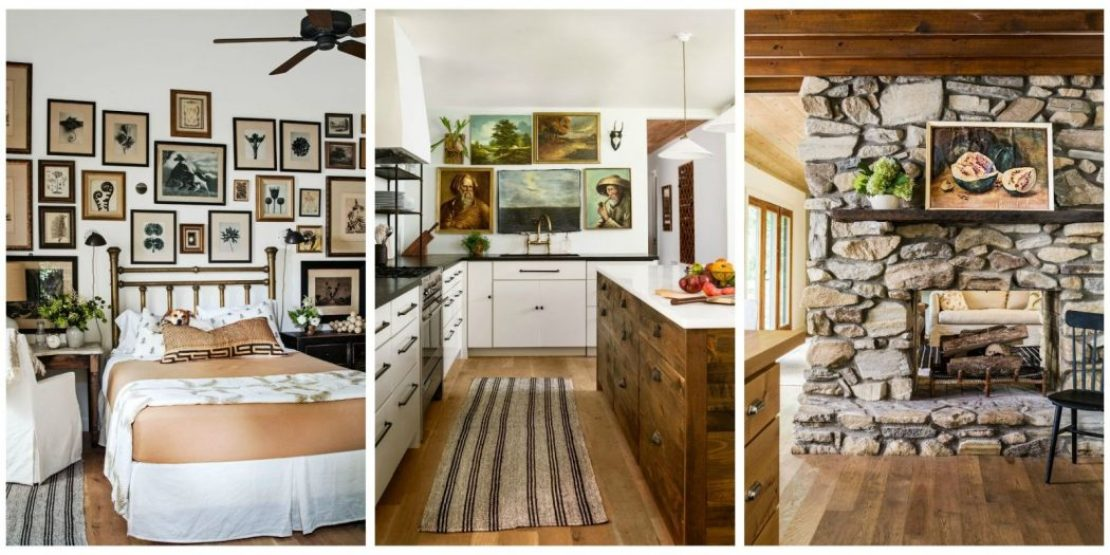 landscape-1444766877-displayingartcollage 5 Outdated Home Decor Trends That Are Coming Again in 2018