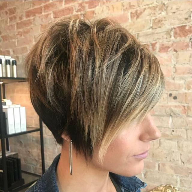best 10 trendy short hairstyles with bangs | pouted