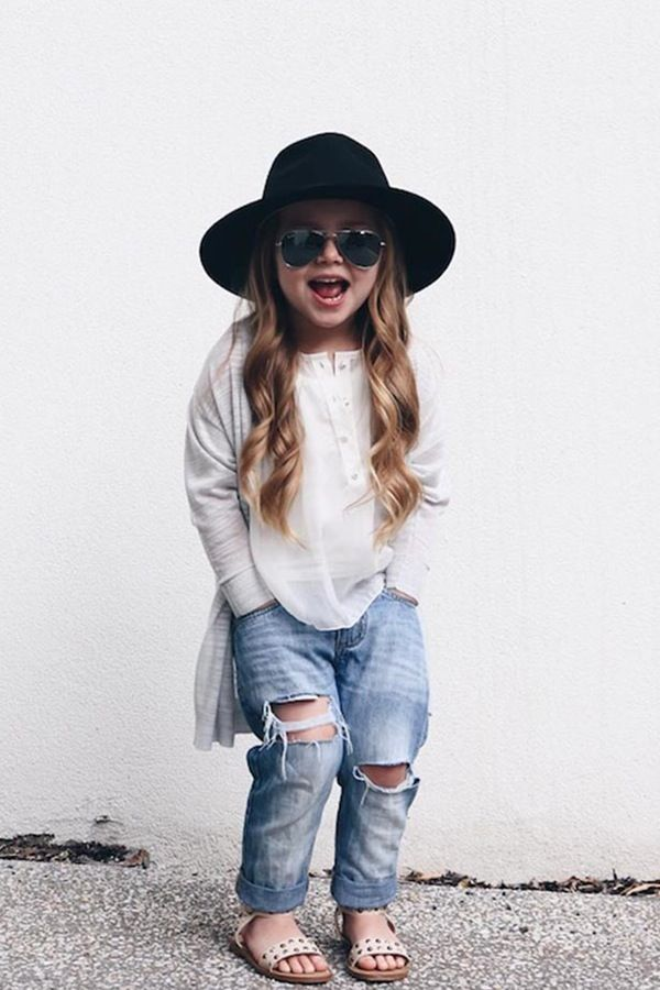 children-casual-outfit Children's Fashion 2019: Trends for Girls and Boys
