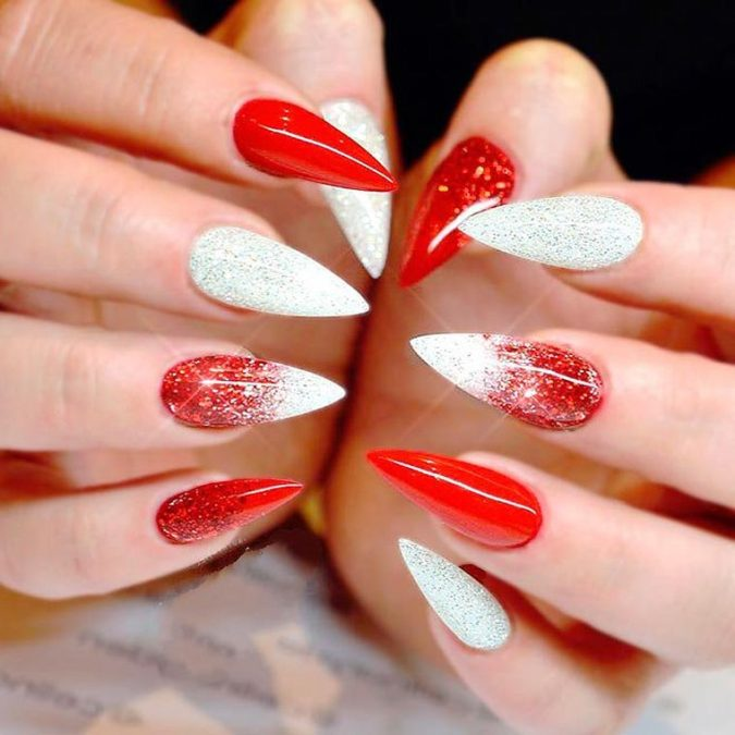 35 Most Trendy Valentine S Day Nail Art Designs Pouted