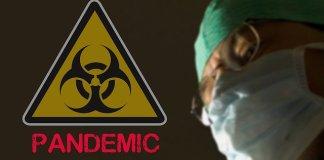 Coronavirus is pandemic