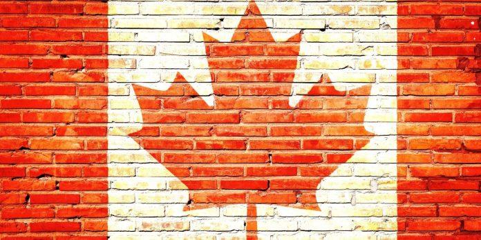 Canada under lockdown