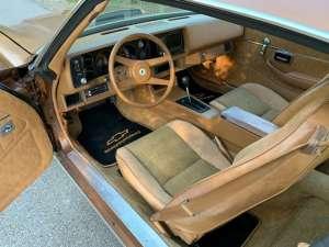 Chevrolet Camaro-interior