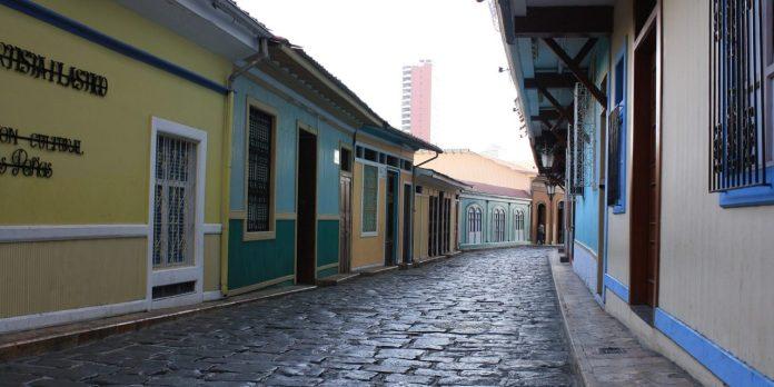 Ecuador: Bodies left on the street