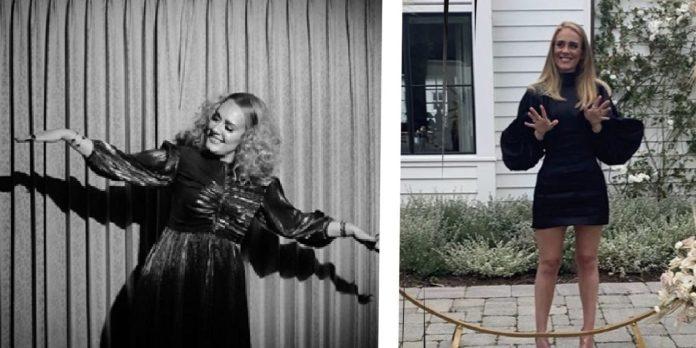 Adele losing weight