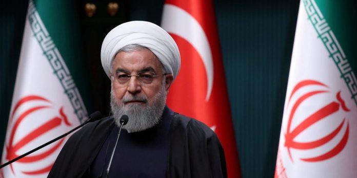 coronavirus president Hassan Rouhani