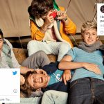One direction tweets