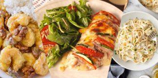quick & healthy recipes