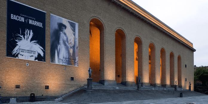 Van Gogh Gothenburg museum