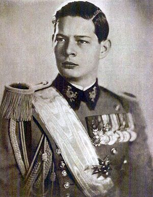 25th of October: A Prestige Day - The Birth of the King Michael I