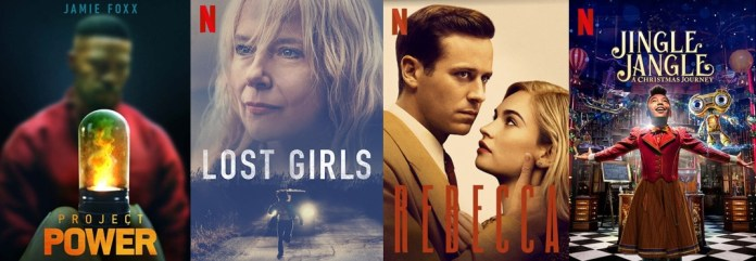 new Netflix movies