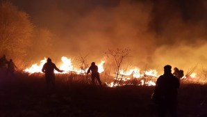 Argentina is the victim of uncontrollable fire!