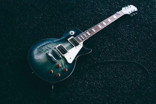 5 most famous electric guitars of all time