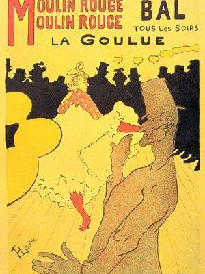 Moulin-Rouge - La Goulue
