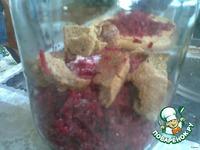 Свекольный квас (рецепт №1 ) ингредиенты