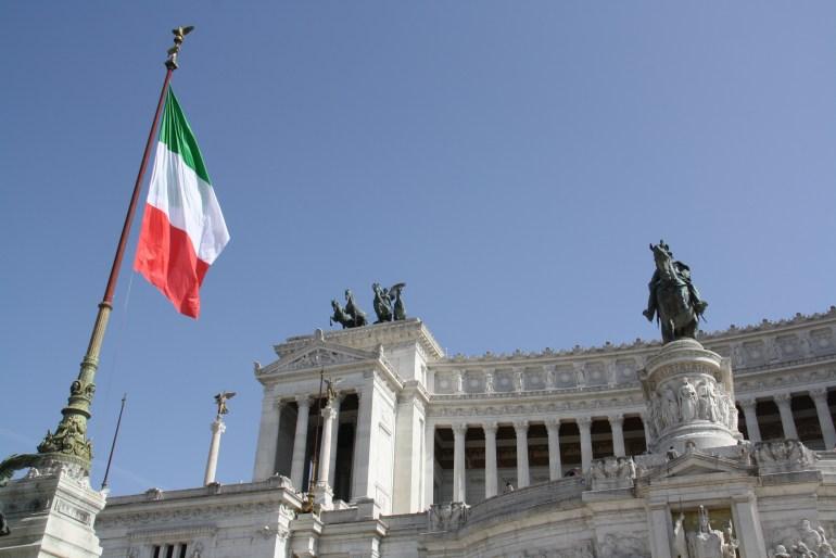 Ak máte chuť na krásny výhľad - neobíďte panorámu z monumentu Vittoriano
